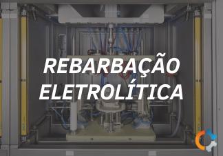 Rebarbação Eletrolítica